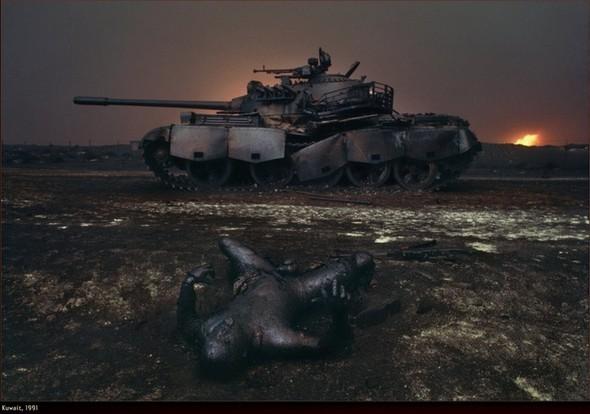 Война через объектив камеры Стива МакКарри. Изображение № 6.