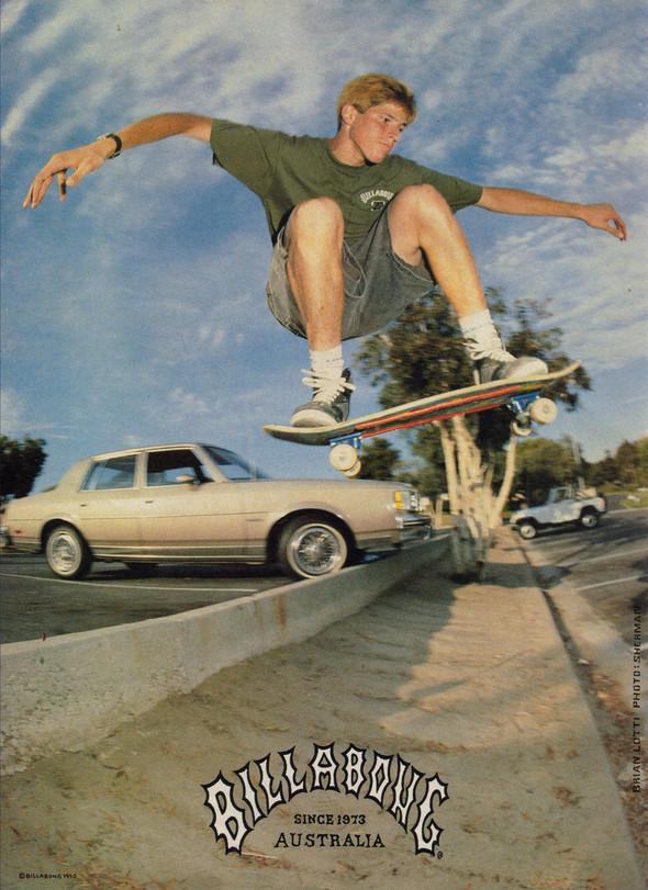 Старые добрые 80-е: скейтбординг. Изображение № 11.
