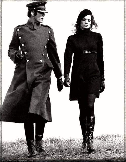 Helmut Newton-гурман женской плоти. Изображение № 26.