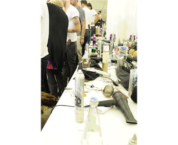 Показ Prada на Неделе моды в Милане. Изображение № 61.