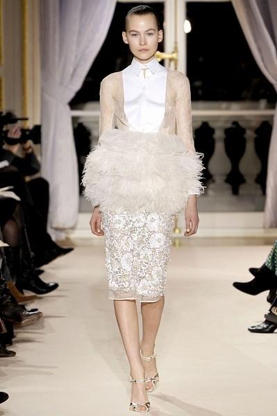 Haute Couture в Париже, ss 2012: день 1. Изображение № 4.