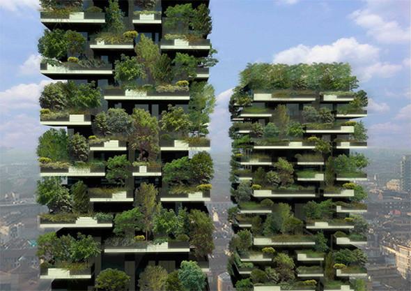Найдено за неделю: Город будущего в пузырях, гигантская голова и вышитая книга. Изображение № 9.