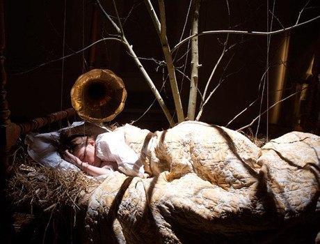 Ночь в музее:  Кто и зачем спал  ради искусства. Изображение № 6.