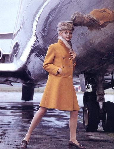 Мода Восточной Германии. Шестидесятые. Изображение № 6.