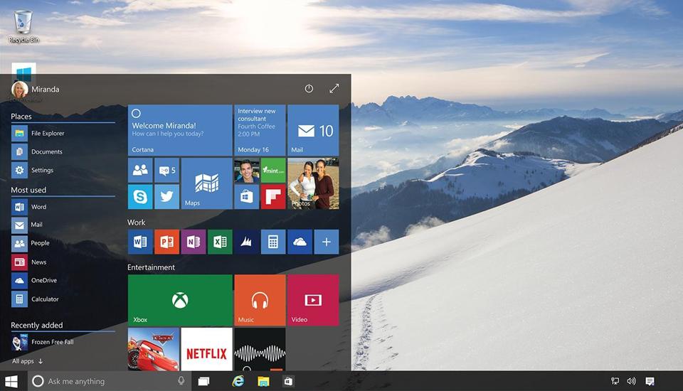 Как Windows 10 возвращает Microsoft  в настоящее. Изображение № 3.