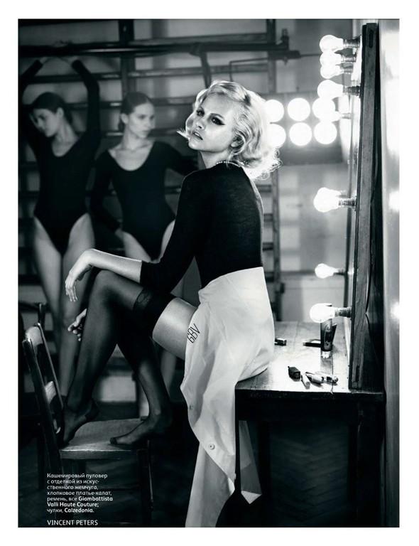 Съёмка: Гинта Лапина для российского Vogue. Изображение № 3.
