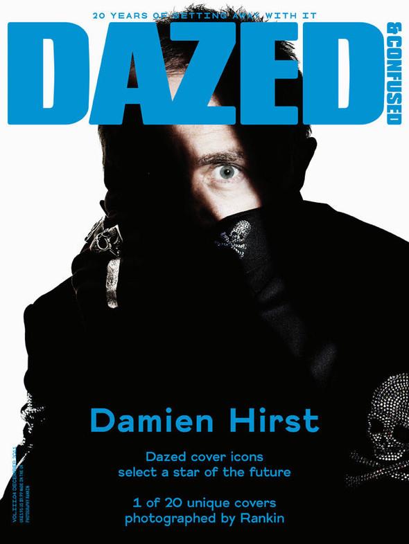 Обложки: 20 знаменитостей в объективе Ранкина для Dazed & Confused. Изображение № 15.