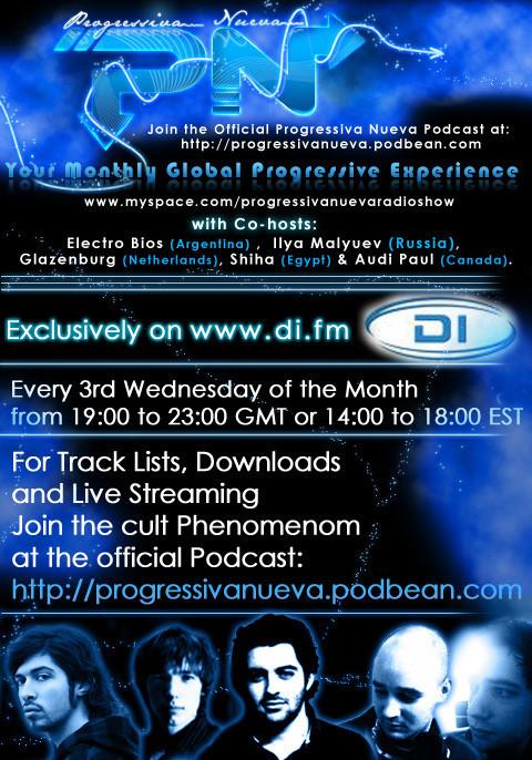 Progressive Nueva Annual 017 Contest Winner Guest Mix. Изображение № 2.