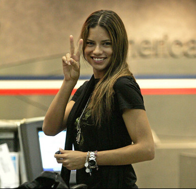 Adriana Lima. Изображение № 6.