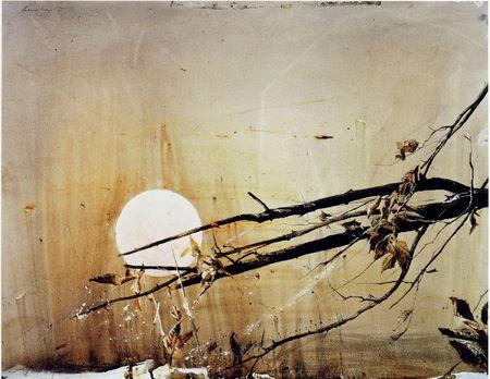 Andrew Wyeth- живопись длясозерцания иразмышления. Изображение № 44.