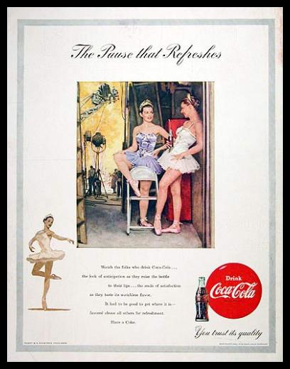 Изображение 56. Coca-cola – История бренда, история рекламы.. Изображение № 56.
