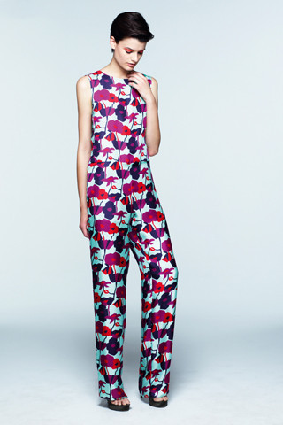 Коллекции  Resort 2013: Balenciaga, The Row, Pringle of Scotland и другие. Изображение № 24.
