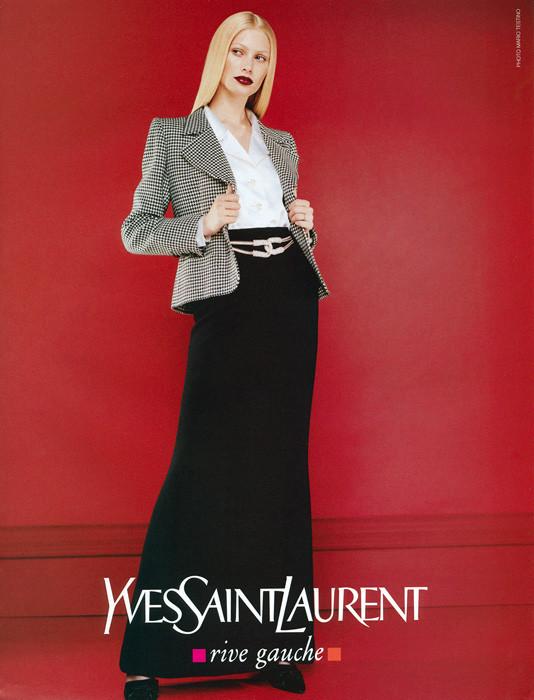 Yves Saint Laurent меняет название. Изображение № 5.