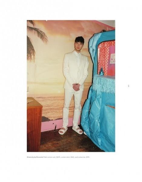 Мужские лукбуки: Barneys, Dior Homme, Opening Ceremony и Pierre Balmain. Изображение № 18.