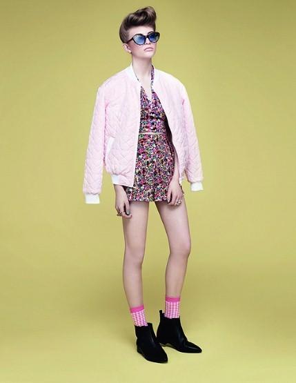 Лукбуки: Zara, Topshop, Massimo Dutti и другие. Изображение № 36.