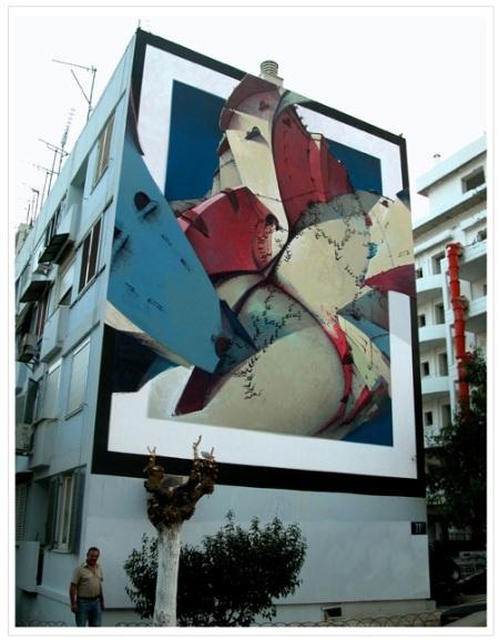 Alexandros Vasmoulakis street fine artизГреции. Изображение № 6.