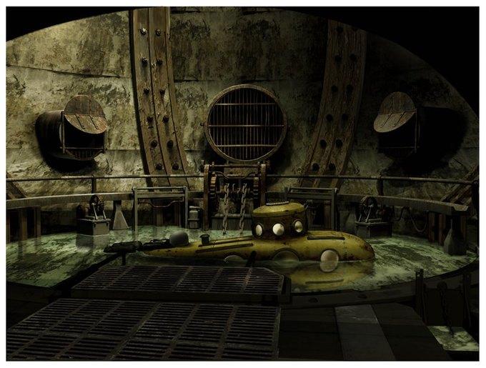 Опубликованы концепт-арты экранизации Bioshock. Изображение № 6.