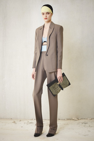 Коллекции  Resort 2013: Balenciaga, The Row, Pringle of Scotland и другие. Изображение № 4.