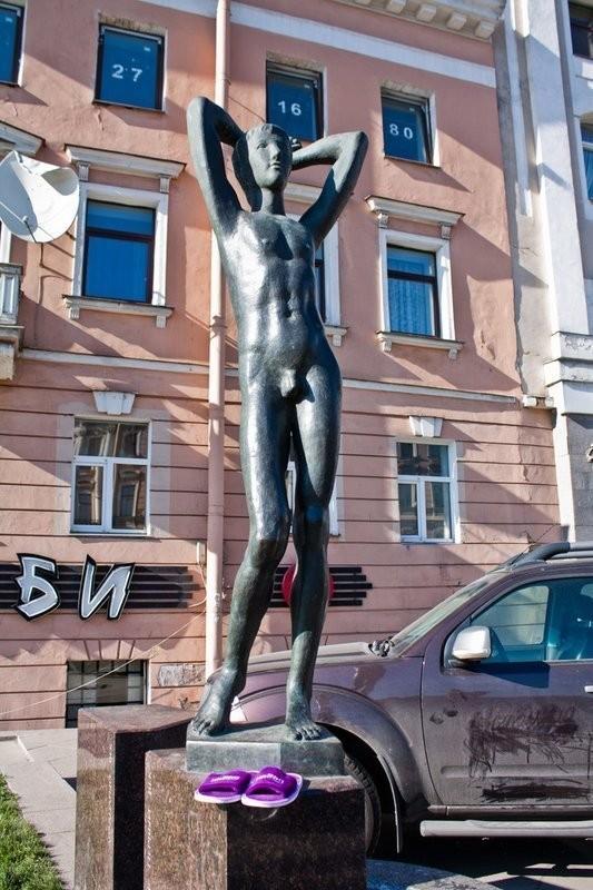 Изображение 31. IPad за #tapki: как прошел культурный марафон в Петербурге.. Изображение № 13.