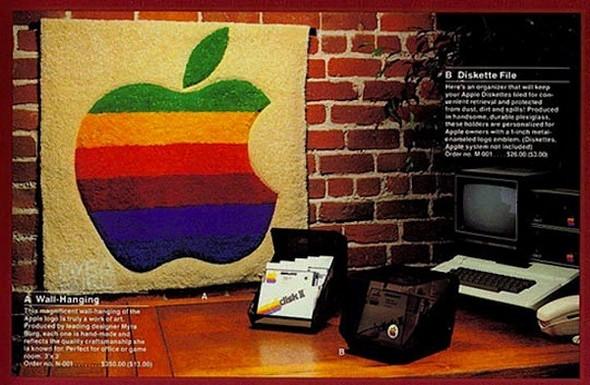 Apple — культовая техника с надкушенным яблоком. Изображение № 5.