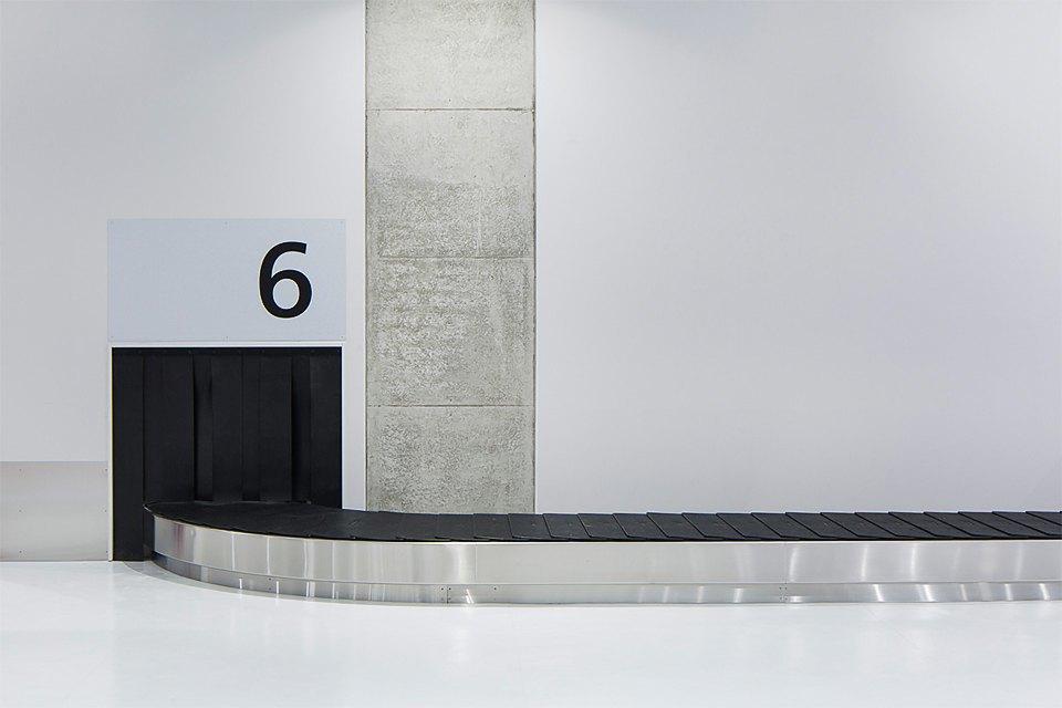 Фото: безупречный минимализм аэропорта вТокио. Изображение № 19.