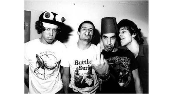 Новый гитарист Red Hot Chili Peppers. Изображение № 1.