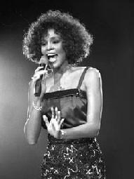 """ЛЕГЕНДА """" – 46″. Whitney Houston. Изображение № 7."""