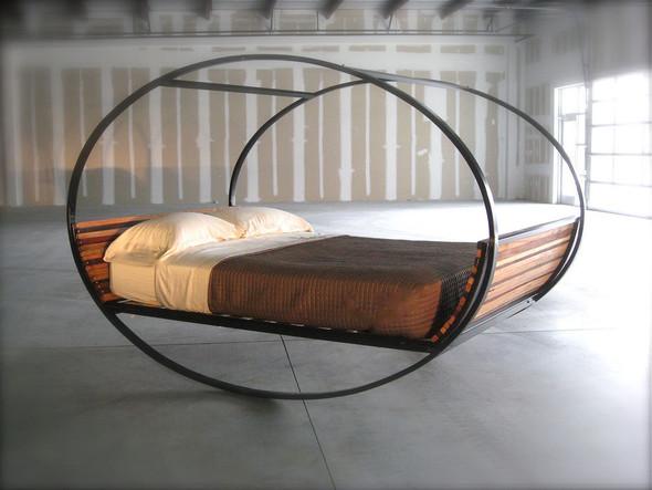 Кровать-качалка. Изображение № 3.