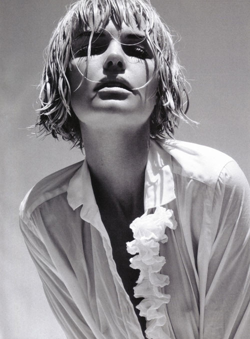 Кейт Босворт для Vogue Beauty Italia. Изображение № 3.