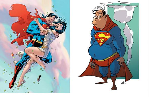 Что случается с супергероями, когда они на пенсии?. Изображение № 6.