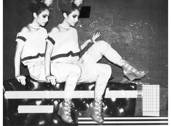 Лукбуки: обувь. Изображение № 25.
