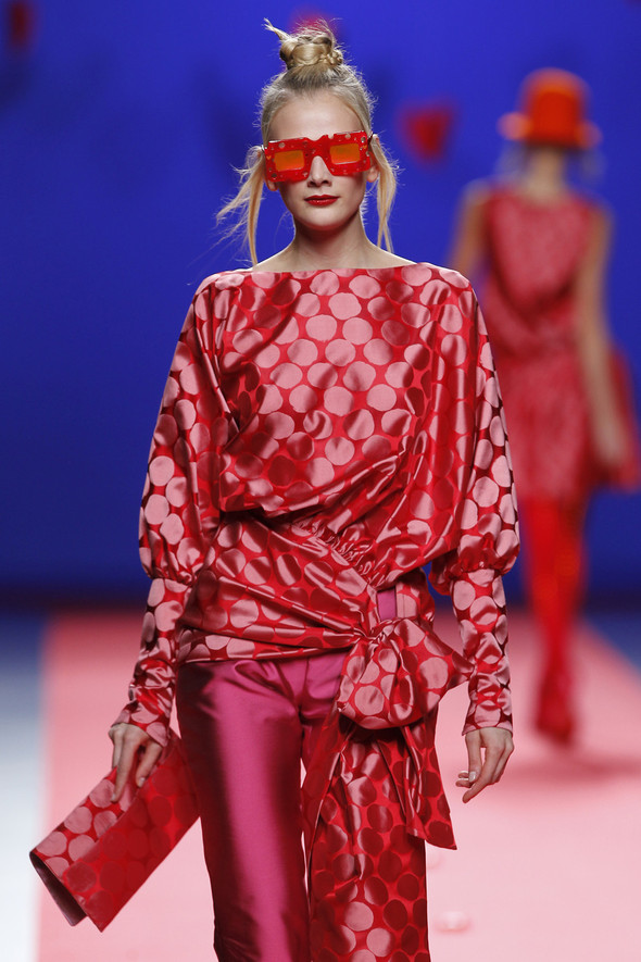 Испанцы Fall Winter 2011/2012: AGATHA RUIZ DE LA PRADA. Изображение № 21.