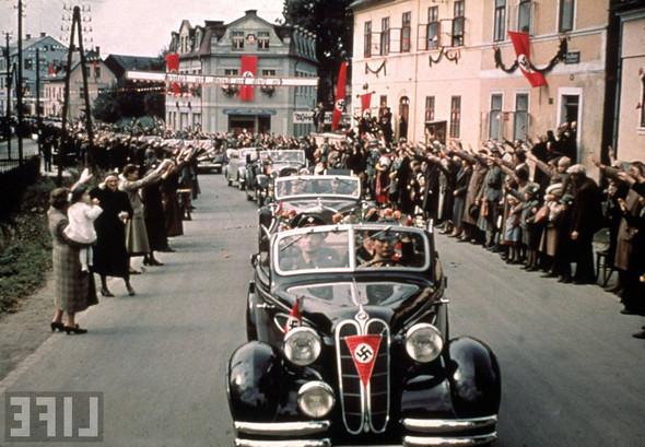 100 цветных фотографий третьего рейха. Изображение № 1.