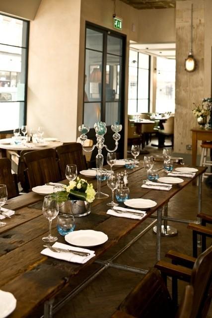 Место есть: Новые рестораны в главных городах мира. Изображение № 94.