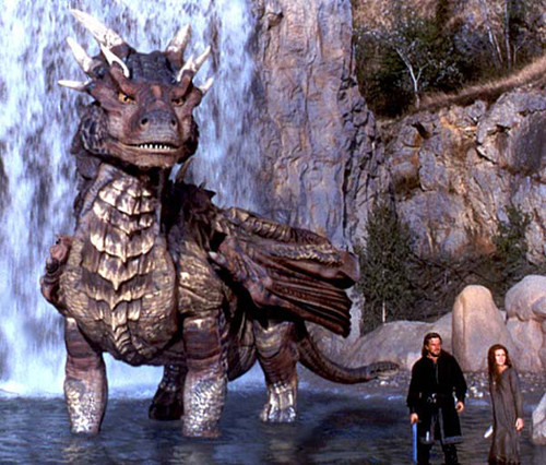 DragonHeart. You will believe. Изображение № 2.