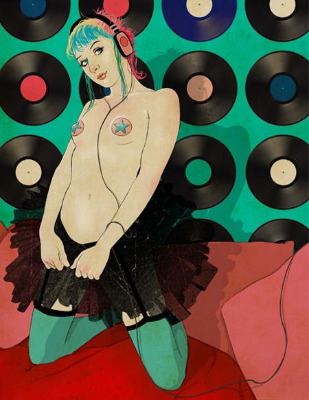 Иллюстрации Джейсона Левеска. Изображение № 16.