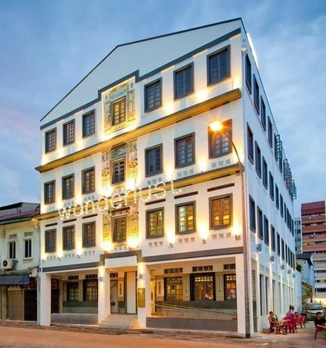 Изображение 1. Отель Wanderlust в Сингапуре.. Изображение № 1.