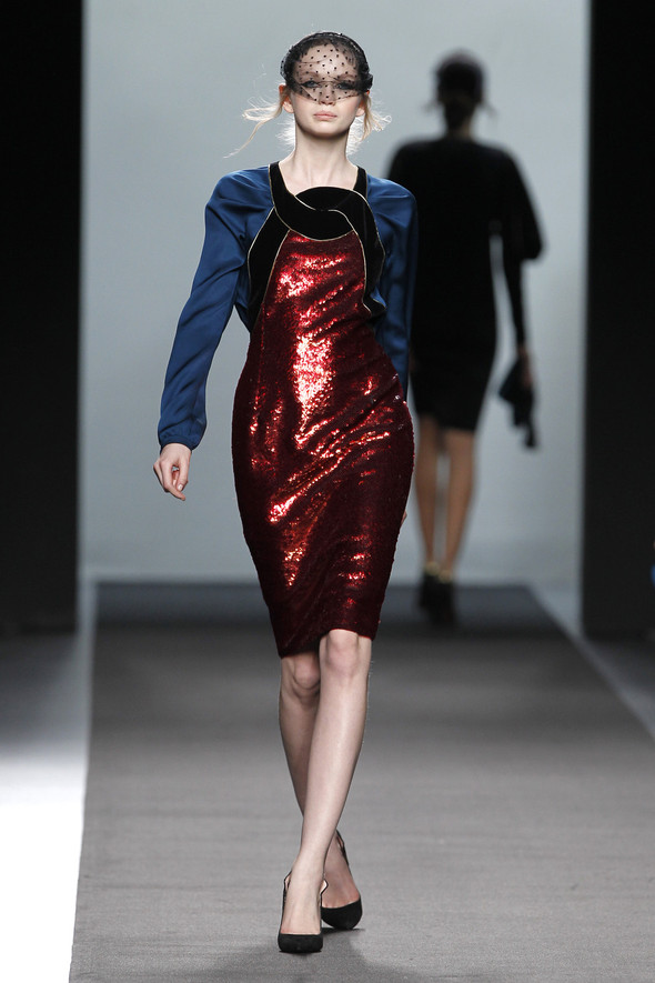 Madrid Fashion Week A/W 2012: Miguel Palacio. Изображение № 28.