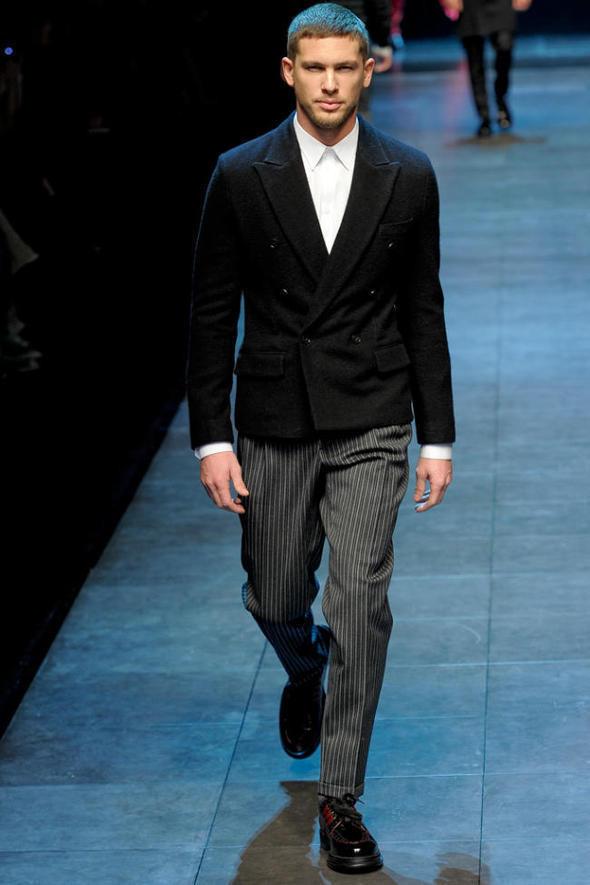 Изображение 5. Milan Fashion Week. Часть 1.. Изображение № 5.