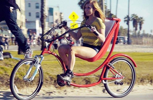 Создатели 5 странных байков о том, зачем изобретать велосипед. Изображение № 25.