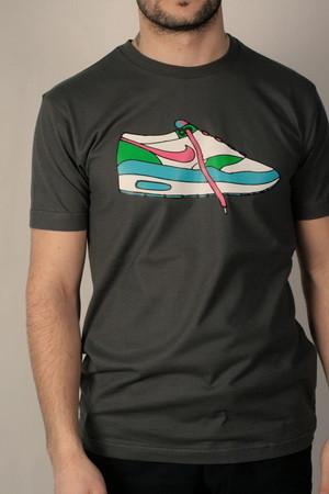 Серия футболок Sneakers Idols отExtra. Изображение № 9.