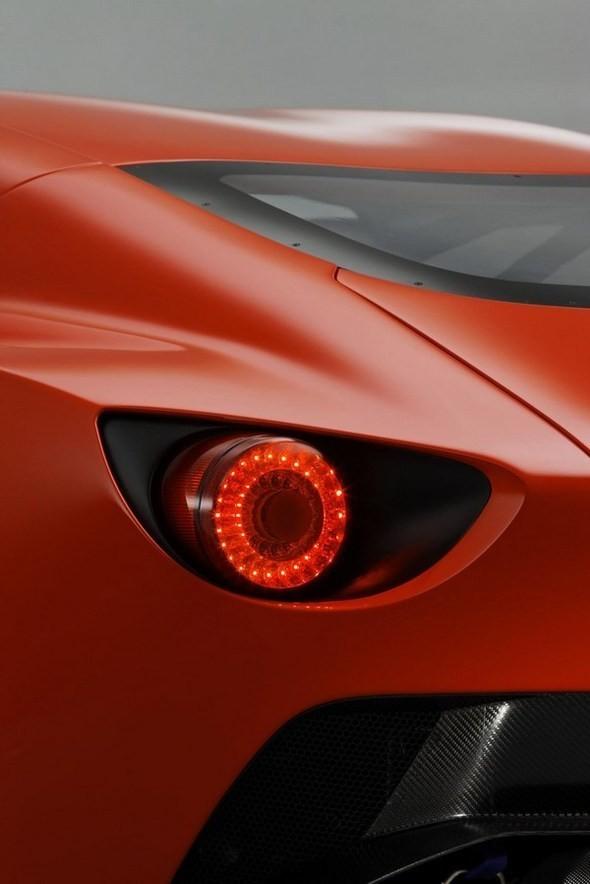 Изображение 4. Aston Martin V12 Zagato получит гоночную версию.. Изображение № 4.