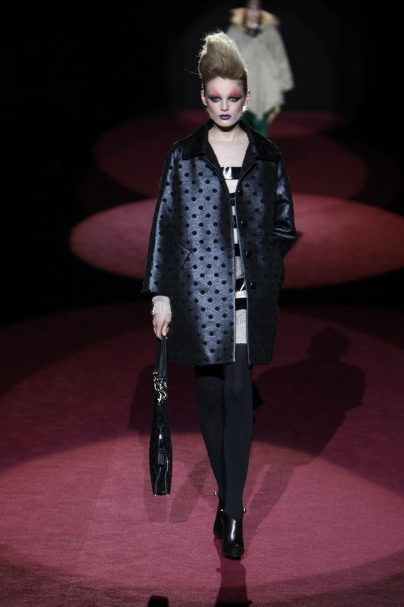 Marc Jacobs fall winter 2009–2010. Изображение № 27.