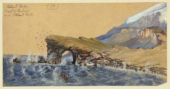 Исландия в середине XIX века: путевые рисунки американского дипломата. Изображение № 10.