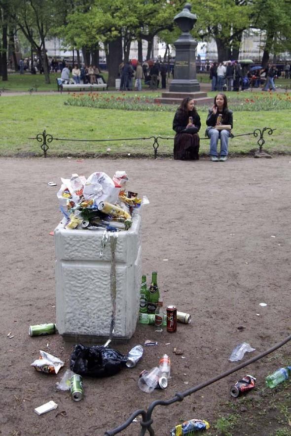 Хватит мусорить!. Изображение № 18.
