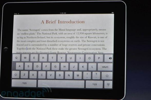 Презентация нового продукта iPad от Apple. Изображение № 9.