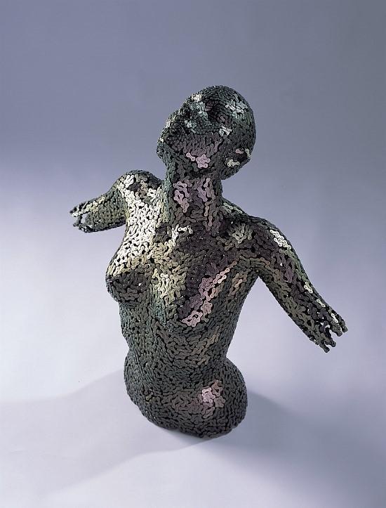 Скульптуры из цепей от Yeong-Deok Seo. Изображение № 11.