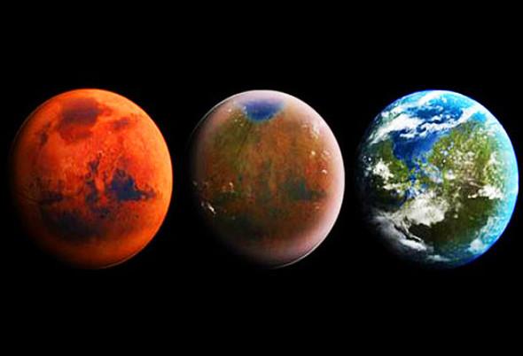 Есть ли жизнь на Марсе? Будет!. Изображение № 3.