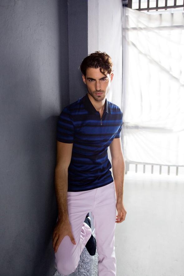 Мужские лукбуки: Rad Hourani, Versace и другие. Изображение № 25.