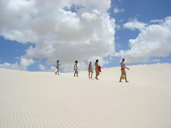 Белые пески Lencois Maranhenses. Изображение № 15.